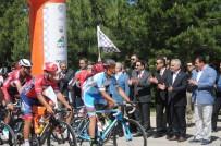 Mezopotamya Bisiklet Turu'nda 2. Etap İçin Start Verildi