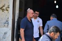 YEŞILYUVA - 'Motosikleti Ters Yönden Sürdün' Kavgası Açıklaması 4 Yaralı