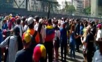 SIĞINMA HAKKI - Muhalif Lider Lopez Saklandığı Elçilikten Maduro'ya Meydan Okudu