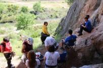 YOGA - Nusret Kayasına Tırmanış Başladı
