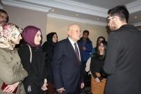 Öğrenciler Meclis Toplantısını Takip Etti