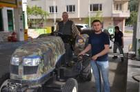 TARIM ARAZİSİ - (Özel) Kırkağaçlı Çiftçilerin Ucuz Mazot Sevinci