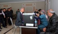 Polislere 'Solunum Fonksiyon Testi' Yapıldı