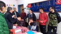 Şampiyon Bayburtspor Futbolcularından Özel Eğitim Alan Öğrencilere Ziyaret
