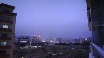 Şiddetli Kuvvetli Yağış, Sel Ve Su Baskınlarına Neden Oldu