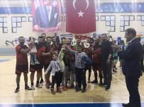 Sungurlu'da Futsal Turnuvası