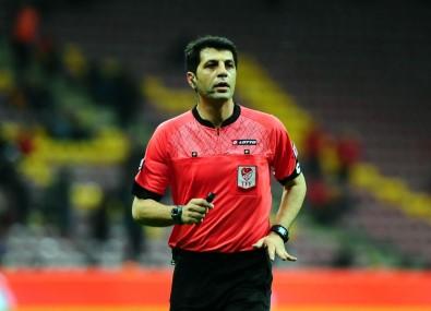 Süper Lig Hakemleri TFF 2. Ve 3. Lig'de