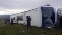 Tokat'ta Cenaze Dönüşü Kaza Açıklaması 2 Ölü, 10 Yaralı