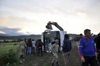 Tokat'taki Otobüs Kazasında Ölen 7 Kişinin İsimleri Belirlendi