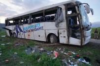 Tokat'taki Trafik Kazasında Ölü Sayısı 7'Ye Yükseldi