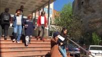 Yunanistan'a Kaçmaya Çalışırken Yakalanan FETÖ Firarileri Tutuklandı