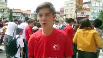 Afyonkarahisar'dan 200 Öğrenci Milli Maçı Seyrederecek