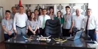 Alaşehirli Öğrenciler Model Uçakta Türkiye 1.'Si Oldu