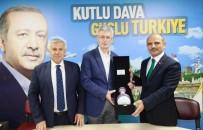 MEHMET ELLIBEŞ - Başkan Söğüt'ten Ellibeş'e 'Hayırlı Olsun' Ziyareti