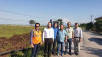 Biga'nın Köylerine Hizmetler Hızla Devam Ediyor