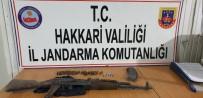 FÜNYE - Derecik'te Silah Ve Mühimmat Ele Geçirildi