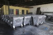 Efeler Belediyesi, İncirliova'ya Çöp Konteynırı Hibe Etti