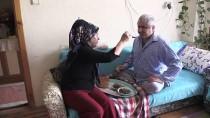 Kas Hastası Eşine 6 Yıldır Özveriyle Bakıyor