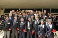 Kıbrıs Barış Harekatı'na Katılan Burdurlu 21 Gaziye Madalya Ve Beratları Törenle Verildi