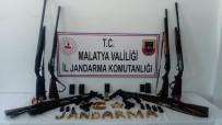 SİLAH KAÇAKÇILIĞI - Malatya'da Silah Kaçakçılığı Operasyonu