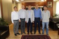 MEHMET YıLMAZ - MTSO Başkanı Yılmaz, Sigorta Haftası'nı Kutladı