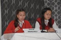 Öğrencilerden 'Ermeni Soykırımı Yalanı' Konferansı