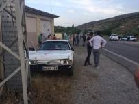 Otomobil Yayaya Çarptı Açıklaması 1 Ağır Yaralı