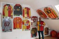 ESKİ FUTBOLCU - Gurbetçinin Bitmeyen Galatasaray Aşkı