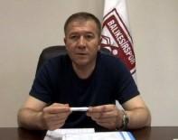BALıKESIRSPOR - Rafet Çetinel'den Balıkesirspor İle İlgili Açıklama
