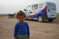 FIRAT KALKANI - Sınır Ötesindeki Suriyelilere Yardım Eli