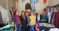 Sivrihisar Ak Parti Kadın Kollarından Bayram Öncesi Mutluluk Dağıtan Örnek Proje