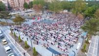 MEHTERAN TAKıMı - Suluova Belediyesinden Halk İftarı