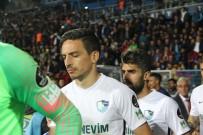 KONYASPOR - Süper Lig'in En İstikrarlı Futbolcusu Leo Oldu