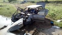 ZILAN - Takla Atan Otomobilin Sürücüsü Hayatını Kaybetti