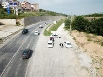 Yalova'da Bayram Trafiğine, 'Drone'lu Kontrol