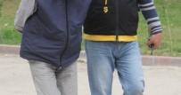 YALAN BEYAN - 51 Yıl Hapis Cezası Alan FETÖ'cü Eski Amir Yakalandı