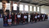 60'Lık Öğrenci Yüksekokulu Dereceyle Bitirdi