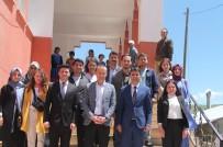 Ağrı'da 'Kütüphane Açılışı Ve Şiir Dinletisi'