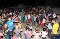 Akşehir'de 5 Mahalle Ramazan Eğlence Programında Buluştu
