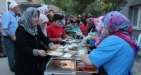 Alaşehir Kızılay'dan Mahalle Sakinlerine İftar Yemeği