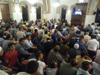 Anadolu'nun İlk Camisi 'Kadir Gecesi'nde Doldu Taştı