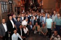 Antalya Milletvekili Köse, İstanbul'da Aksekililerle İftarda Buluştu