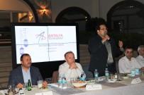 MUSTAFA ÜNAL - Antalya Teknokent Firmaları İftarda Buluştu