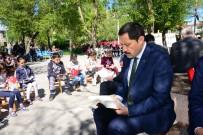 Ardahan Okuyor Projesi Kapsamında Şehir Parkında Kitap Okuma Etkinliği Düzenlendi