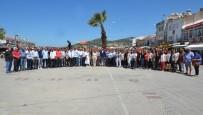 Başkan Gürbüz, Belediye Personeliyle Bayramlaştı