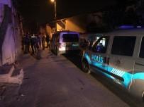 HACETTEPE ÜNIVERSITESI - Başkent'te Silahlı Kavgada Anne Ve Kucağındaki Çocuk Yaralandı