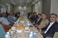 Beytüşşebap Cumhuriyet Başsavcısı Yılmaz'a Fahri Hemşehrilik