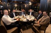 ULUDAĞ ÜNIVERSITESI REKTÖRÜ - Bursa Uludağ Üniversitesi İle BTSO Güçlü İşbirliğine Devam Edecek