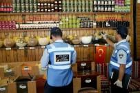 SEYYAR SATICILAR - Büyükşehir Ramazan Bayramı Hazırlıklarını Tamamladı