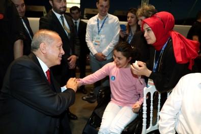 Cumhurbaşkanı Erdoğan Açıklaması 'Hedeflerimize Ulaşınca Dünyada Devler Ligine Çıkmış Olacağız'